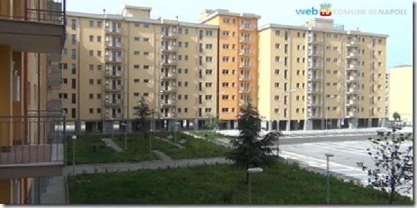 Napoli: 101 famiglie traslocano nei nuovi alloggi popolari di Ponticelli