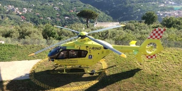Campania: nuova flotta di elicotteri per la vigilanza e lo spegnimento degli incendi