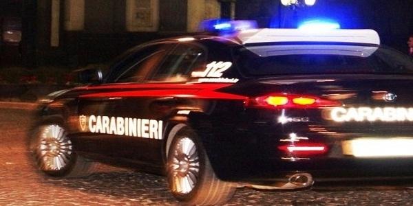 Somma Vesuviana: accoltella il cognato, intervengono i carabinieri. Arrestato.