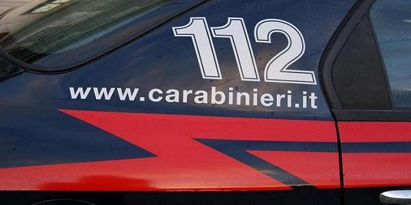 Afragola: i carabinieri arrestano due persone per furto di energia elettrica