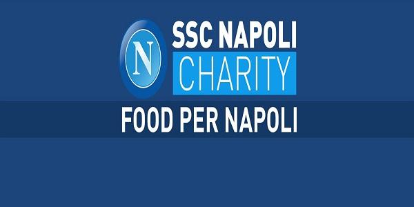 SSCNapoli: Charity, nuova distribuzione di oltre 10 tonnellate di generi alimentari