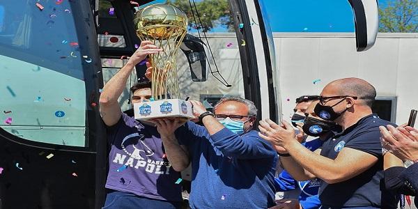 La Gevi Napoli Basket ritorna al PalaBarbuto con la Coppa Italia. Le dichiarazioni dei Protagonisti