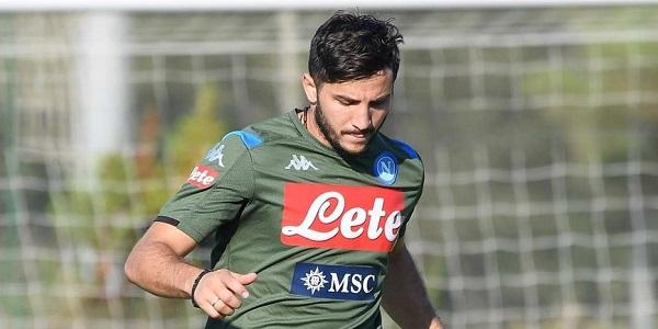 SSC Napoli: infortunio muscolare per Manolas