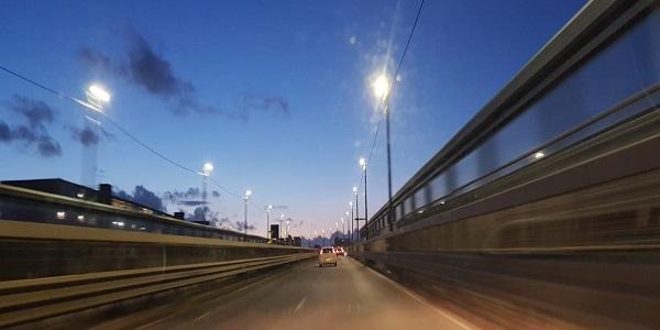 Attivato l'impianto di pubblica illuminazione del'asse perimetrale Melito-Scampia