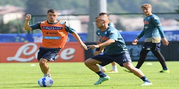 SSC Napoli: sesto giorno di allenamento a Dimaro Folgarida