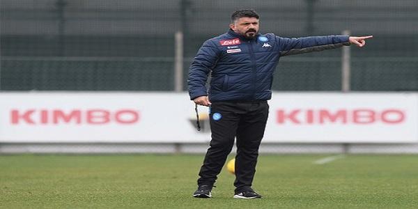 Castelvolturno: gli azzurri preparano il match con la Juve