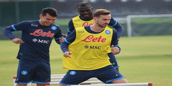 Castel Volturno: il Napoli prepara il match con il Bologna, il report dell'allenamento