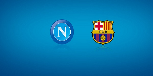 Napoli - Barcellona 0 - 4, azzurri in partita solo nel primo tempo