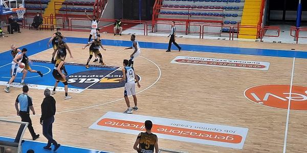 Gevi Napoli Basket-Cestistica San Severo 76-55, Sacripanti: ottimo atteggiamento difensivo