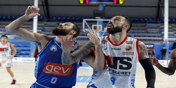 Gevi Napoli Basket, Andrea Zerini: concentrati verso Scafati