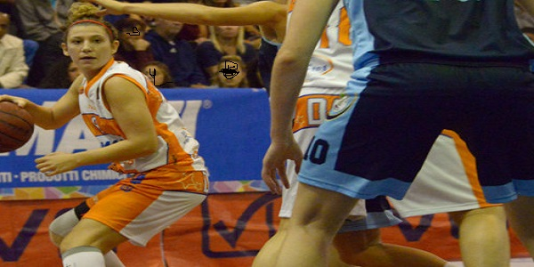 Basket femminile: Dike Napoli, rinnovato l'accordo con Beatrice Carta