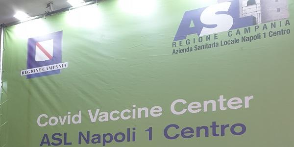 Campania: bollettino vaccinazioni al 26 luglio, ore 17