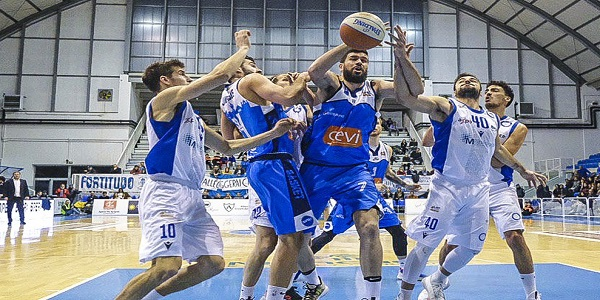 Basket: Agrigento ferma la Gevi Napoli. Azzurri ko 83-68 in trasferta