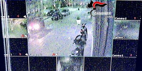 Napoli, Rione Traiano: blitz dei carabinieri, arrestate 3 persone per droga.