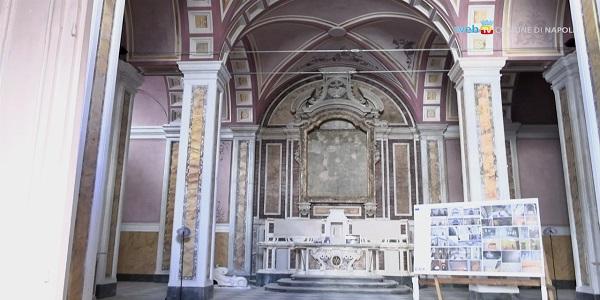 Napoli: restaurata la chiesa SS. Cosma e Damiano ai Banchi Nuovi