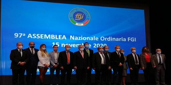 Ginnastica: Rosario Pitton riconfermato Vicepresidente Nazionale