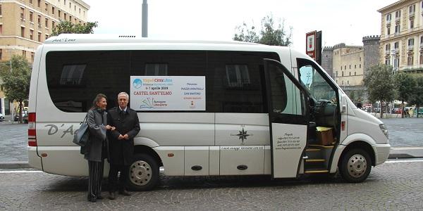 Napoli: Salone del Libro e dell'Editoria, ampliato il trasporto verso Castel Sant'Elmo