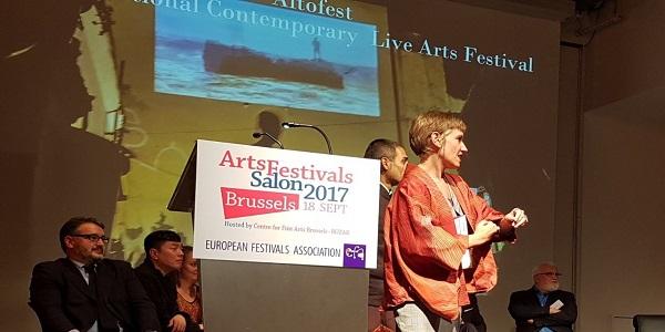 EFFE AWARD 2017, CAMPANIA IN GARA CON IL FESTIVAL 'ALTOFEST'