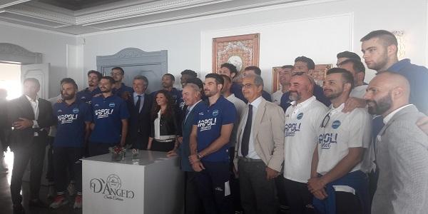 Basket: la GeVi Napoli presenta la squadra, coach Lulli: puntiamo in alto