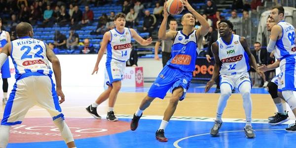 Basket: La Gevi Napoli cade in trasferta. L'Orlandina si impone 72-63