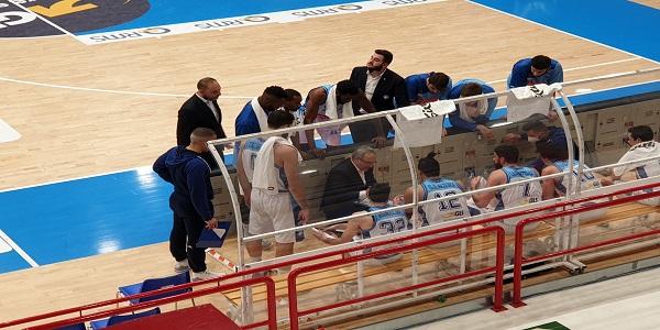 Lux Basket Chieti-Gevi Napoli Basket, Sacripanti: vogliamo dimostrare solidità