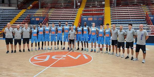 Gevi Napoli Basket-A|X Armani Exchange Milano 63-73