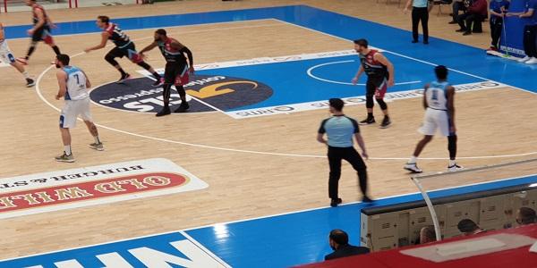 Reale Mutua Torino - Gevi Napoli Basket, inizia la seconda Fase