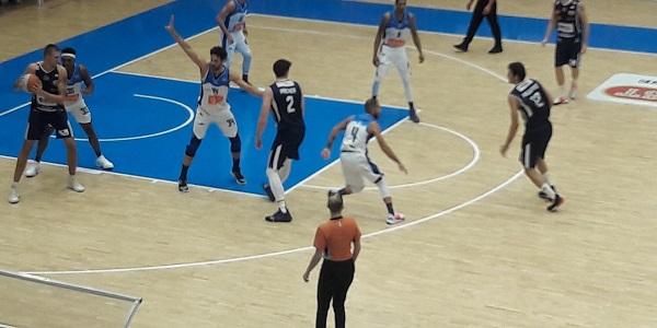 Basket: Gevi Napoli - Blu Basket Treviglio 59-81. Sacripanti: abbiamo perso il match nel 2° quarto