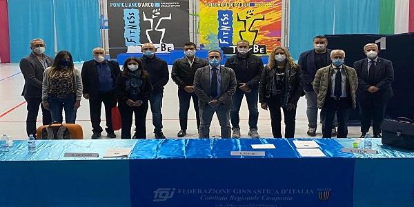 Ginnastica: confermato Castaldo Presidente Campania. Avanti con allenamenti e gare al Palavesuvio