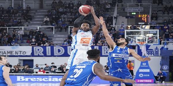 G. Brescia -G. Napoli Basket 98-88, Sacripanti: commessi stessi errori della partita con Reggio Emilia