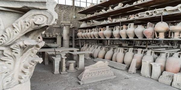 Pompei: visite straordinarie ai Granai del Foro