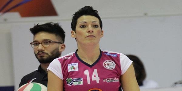 Volley femminile: la CMO Fiamma Torrese ha acquistato Ilaria Angelelli