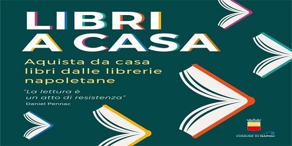 Napoli: al via il progetto 'Libri a casa'