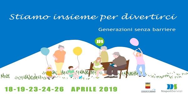 Napoli, Assessore Gaeta: parte il progetto 'Stiamo insieme per divertirci'