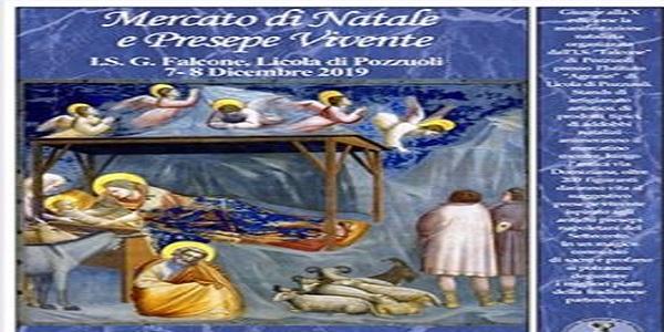 Licola: dal 7 all'8 Dicembre la decima edizione del Mercato di Natale e del Presepe Vicente