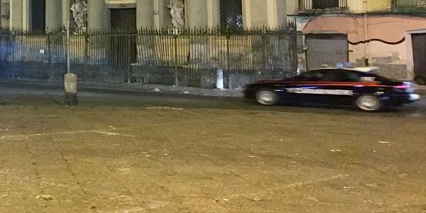 Napoli: cedeva hashish a due minori, arrestato dai carabinieri.