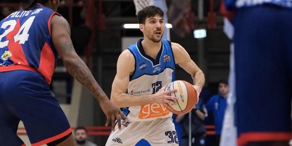 Gevi Napoli Basket, Monaldi è soddisfatto: con Biella una vittoria che ci dà maggiore fiducia