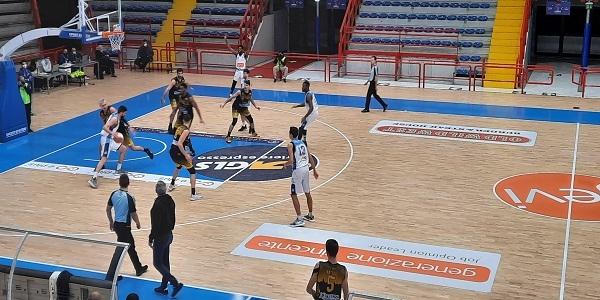 Givova Scafati-Gevi Napoli Basket, Sacripanti: partita molto dura