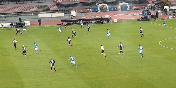 Napoli, un cuore immenso per un'impresa da sogno da completare nelle prossime 4 partite.