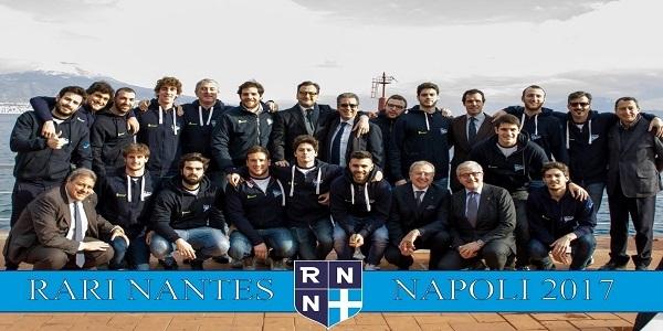 Pallanuoto: Domani Schüco Cargomar Rari Nantes Napoli-Cesport, in palio i playoff