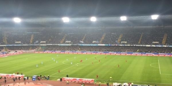 Napoli-Atalanta 4-1: un Napoli stellare asfalta la formazione orobica