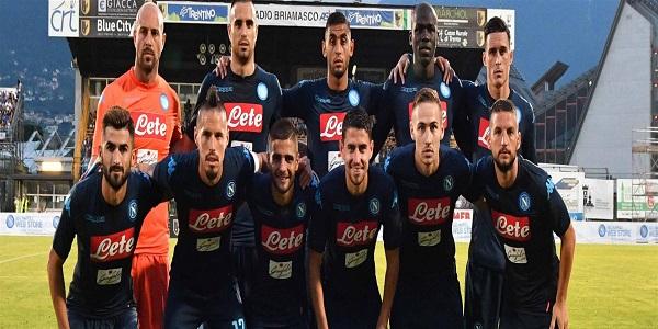 Trento: Napoli - Chievo 1 - 1. Per gli azzurri in rete Ounas.