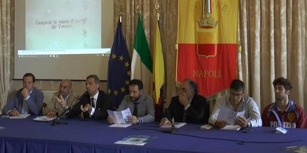 Presentato il Grand Prix Città di Napoli. Torna il nuoto internazionale alla Scandone
