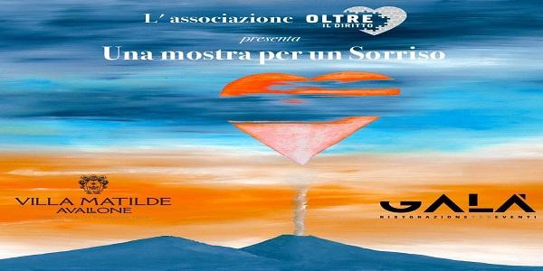 Napoli: ieri l'evento 'Una mostra per un sorriso'