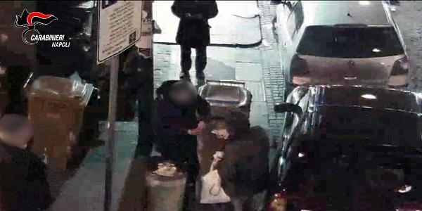 Napoli, Posillipo: parcheggiatori abusivi, il GIP impone il divieto di dimora a sei persone
