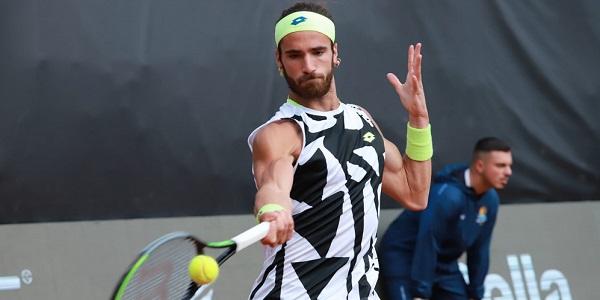Tennis Napoli Cup: Travaglia e Pellegrino vincono e si qualificano per le semifinali