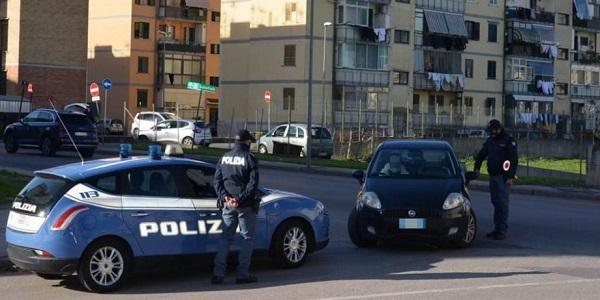 Torre Annunziata: operazione 'alto impatto' della Polizia e della Municipale nel Parco Penniello