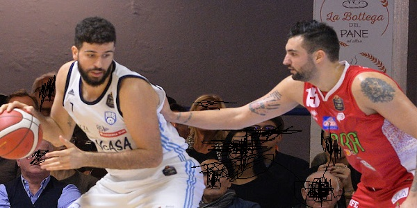 Basket: Gevi Napoli, arriva il pivot Antonio Iannuzzi