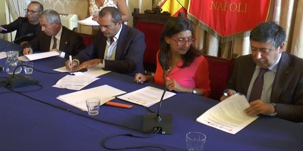 Napoli: Sicurezza antincendio nelle scuole, firmato protocollo Comune - Ordini professionali