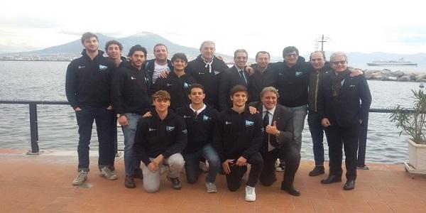 Pallanuoto: presentata la Cargomar Rari Nantes Napoli, sabato il debutto in B